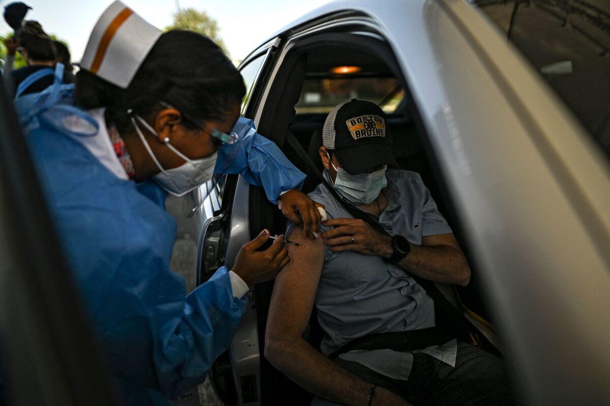 U.S. Will Share 60 Million Doses Of AstraZeneca Vaccine With Other Countries : Coronavirus Updates : NPR