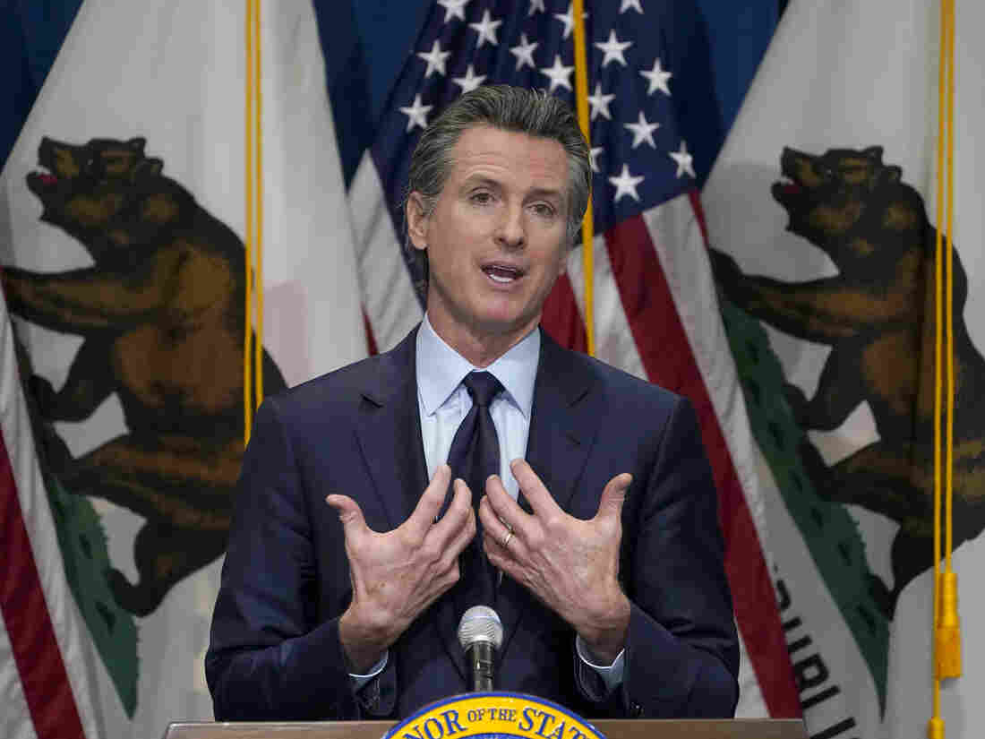A recall of California Gov. Gavin Newsom takes a big step forward