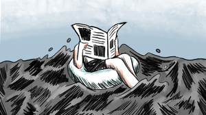 COMIC: For My Job, I Check Death Tolls From COVID. Why Am I Numb To The Numbers?