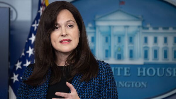 Anne Neuberger, the deputy national security advisor for cyber and emerging technology, says an upcoming executive order will strengthen U.S. cybersecurity, from setting up new ways to investigate cyberattacks to developing standards for software.