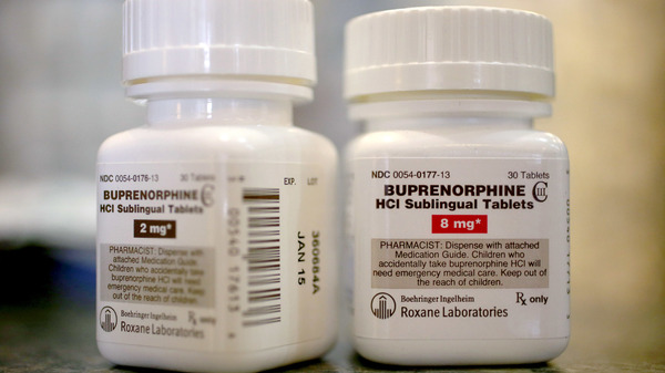 More health workers will be able to prescribe buprenorphine under new guidelines from the Biden administration.