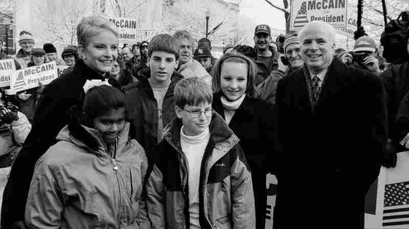 In 'Stronger,' Cindy McCain Reflects On Life, And The Last Days, With John McCain