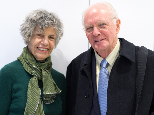 Fifty years after working together on ATC, Susan Stamberg and Bill Siemering are still in public radio.