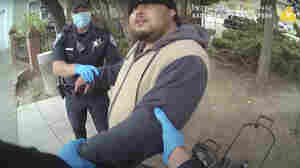 Man Dies After Alameda, Calif., Police Pin Him To Ground For Several Minutes