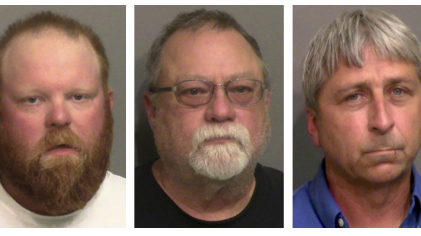 3 Men Indicted On Federal Hate Crime Charges In Ahmaud Arbery Killing – NPR