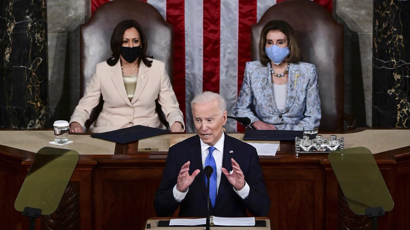 4 Takeaways From Biden's Joint Address To Congress – NPR