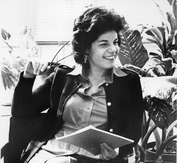 Susan Stamberg co-hosted All Things Considered from 1972 until 1986 — she's the first woman to anchor a daily national news program in America. She is now an NPR special correspondent.