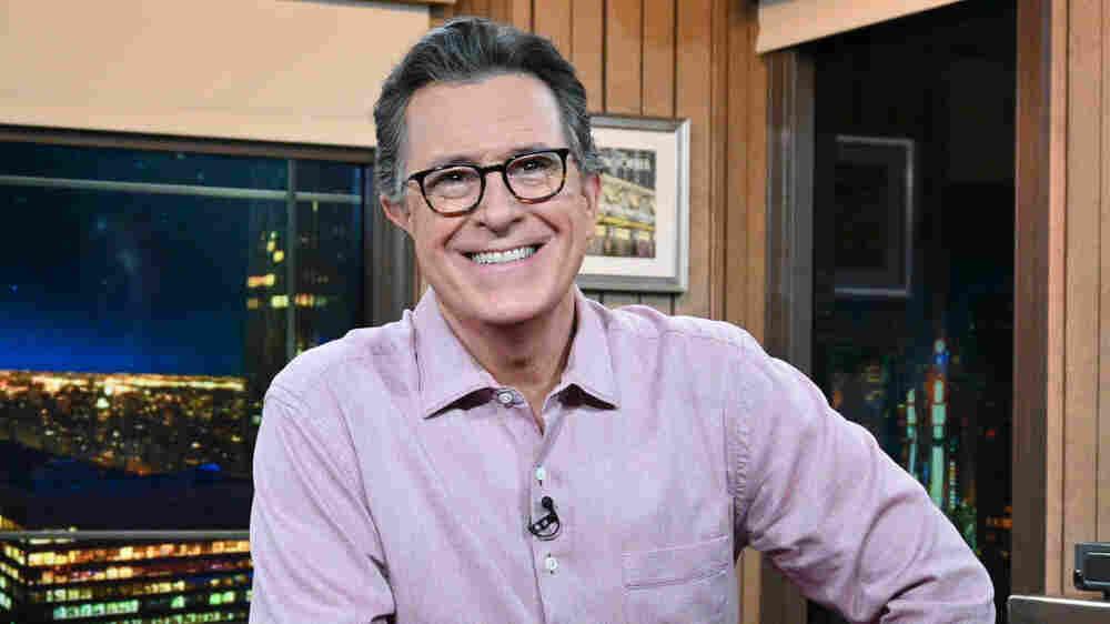 Fresh Air Weekend: Stephen Colbert; Celebrating 50 Years Of NPR