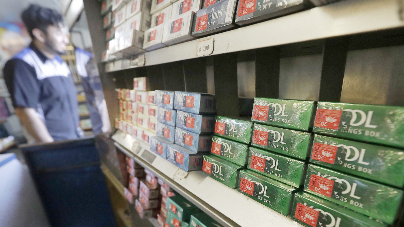 FDA Moves To Ban Menthol Cigarettes And Flavored Cigars – NPR