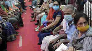India And The Unequal Distribution Of Vaccines; Plus, 'Invisibilia' Returns