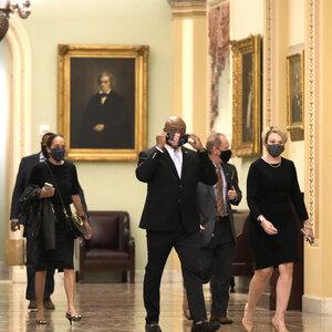 President Biden, GOP's Tim Scott Offer Diverging Views Of Race In America