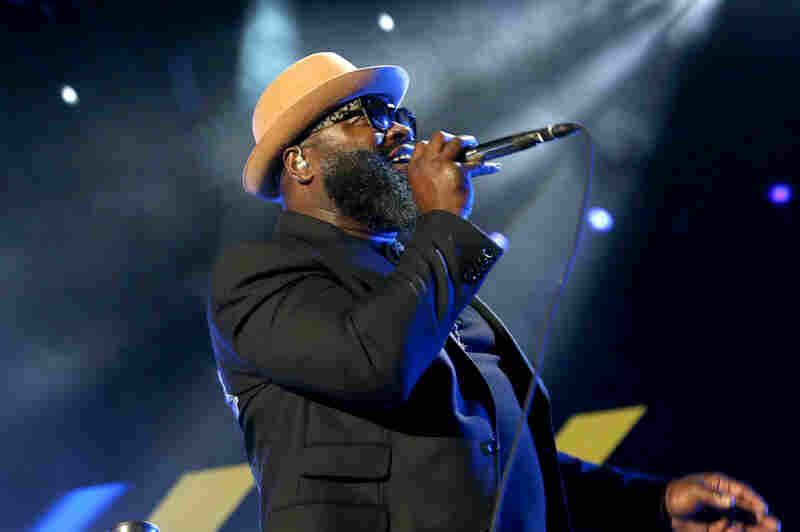 Black Thought of The Roots performs at the 2018 Essence Festival on July 6, 2018, in New Orleans.