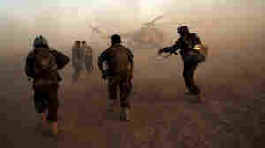 What Happens To The Afghan Army Once American Forces Leave?