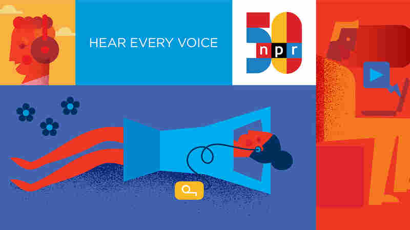 NPR's Turning 50 and We Want Your Advice