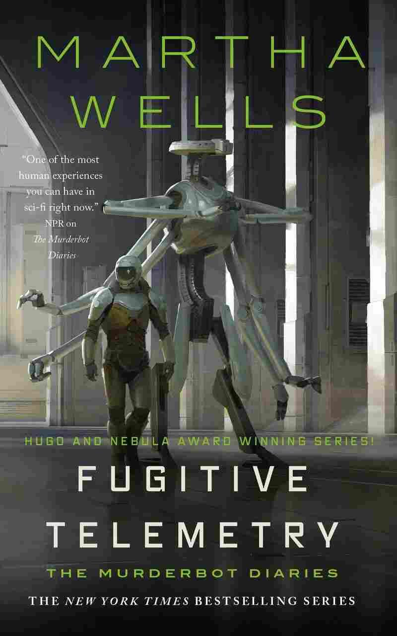 Fugitive Telemetry, by Martha Wells