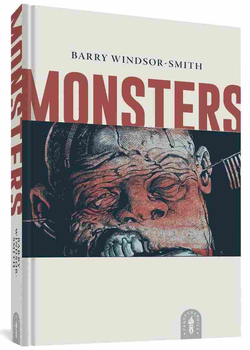 Monsters, by Barry Windsor-Smith