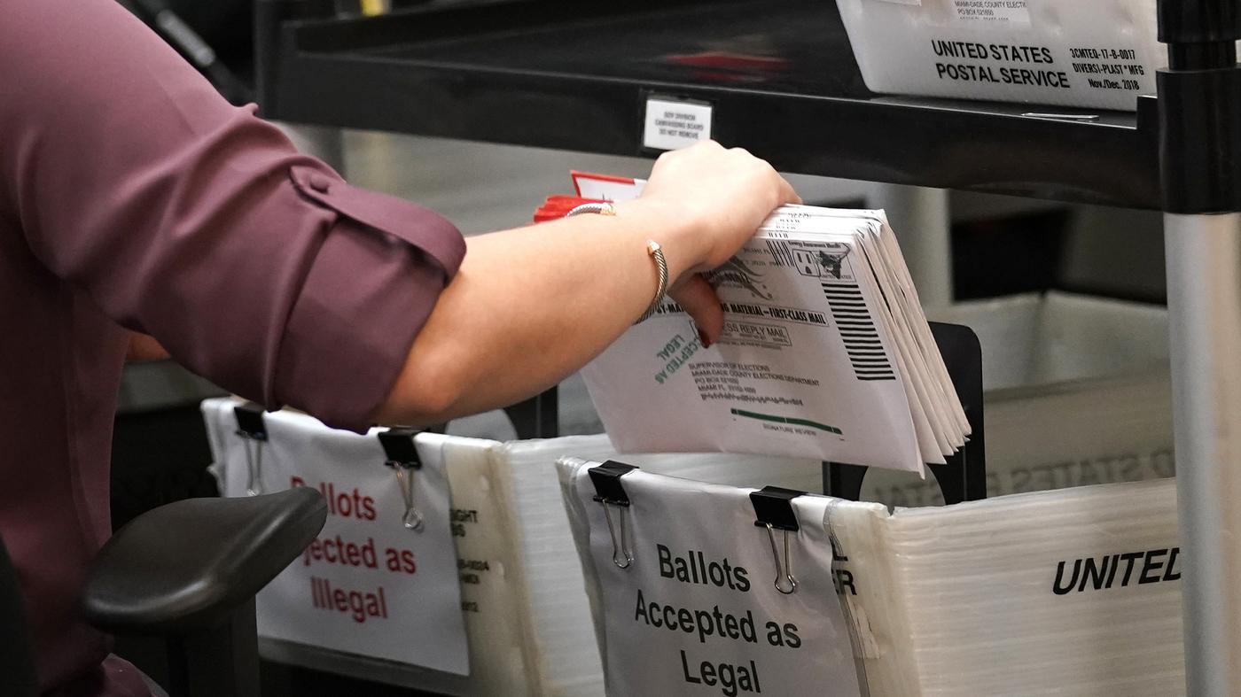 Florida Legislature Approves Bill With Restrictions On Voting – NPR