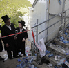 Dozens Crushed To Death, Scores Injured In Stampede At Israeli Religious Festival