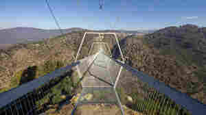 Portugal Opens World's Longest Pedestrian Suspension Bridge, And It's A Trip