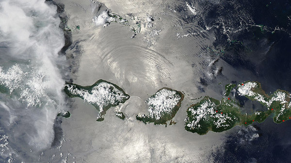 An image taken by NASA