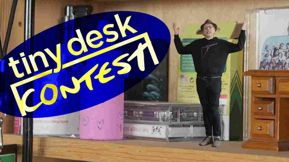 Announcing The 2021 Tiny Desk Contest