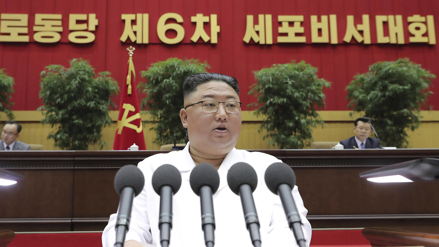 North Korea Warns US Over Biden's Stance On Nuclear Program – NPR