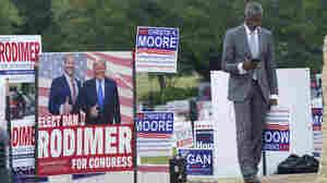 Republican Susan Wright Makes U.S. House Runoff In Texas