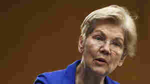 Elizabeth Warren Stitches The Stories She Says 'Help Us Learn To Persist'