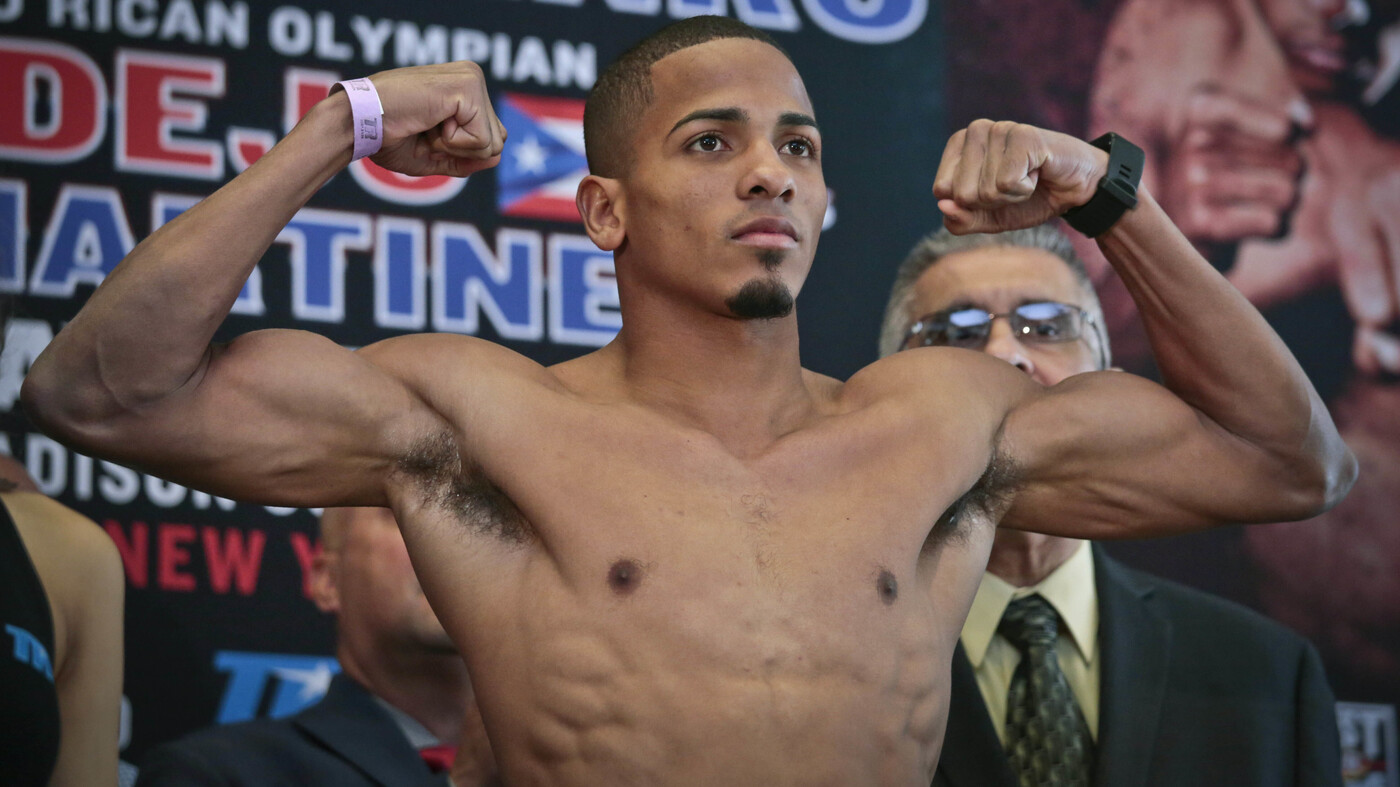Puerto Rican Boxer Félix Verdejo Charged With Killing Pregnant Woman