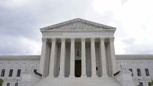 Supreme Court justices sounded skeptical Tuesday about overturning a law that left some crack cocaine sentences in place.