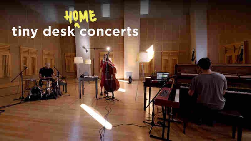 Cande y Paulo: Tiny Desk (Home) Concert