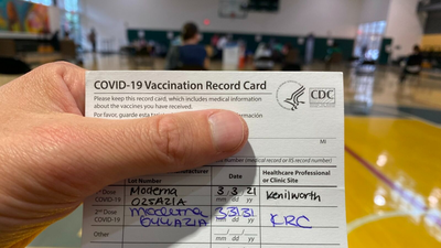 D.C. Launches Website For Vaccine Records, But Your Data Might Not Be In There Yet