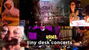 Negativland: Tiny Desk (Home) Concert