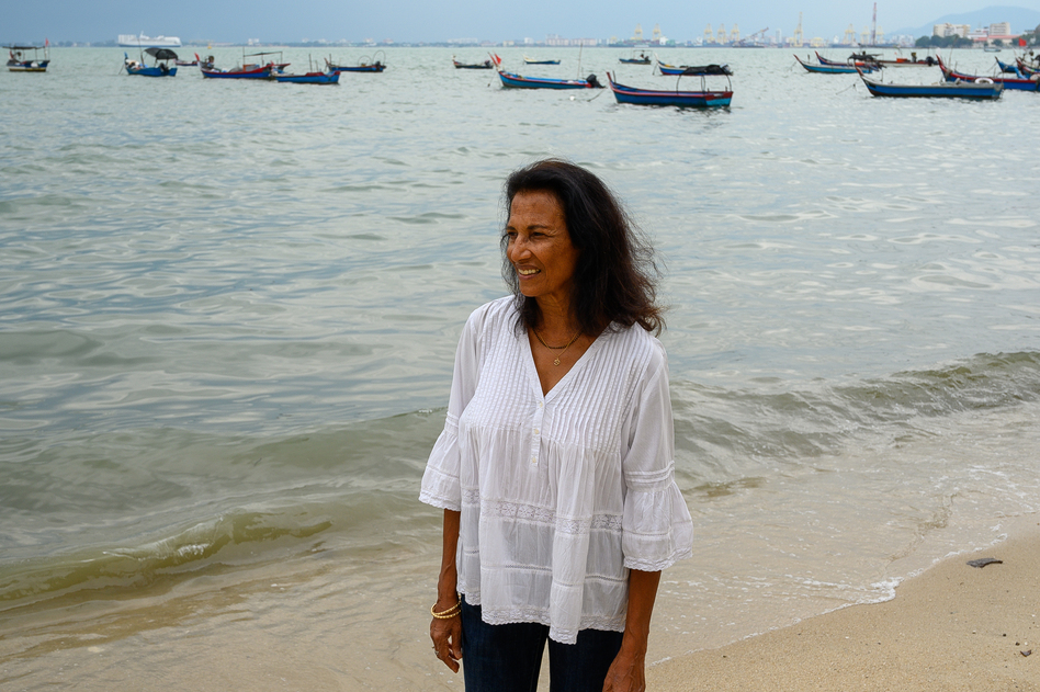 Shakuntala Thilsted, winner of the 2021 World Food Prize, is one of the world's leading experts on the nutritional benefits of small fish. (Finn Thilsted)