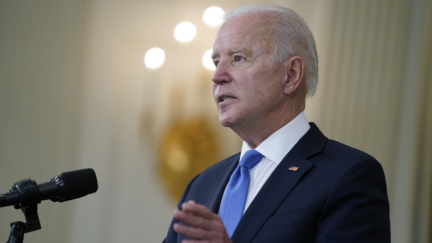 Biden Backs Waiving International Patent Protections For COVID-19 Vaccines – NPR