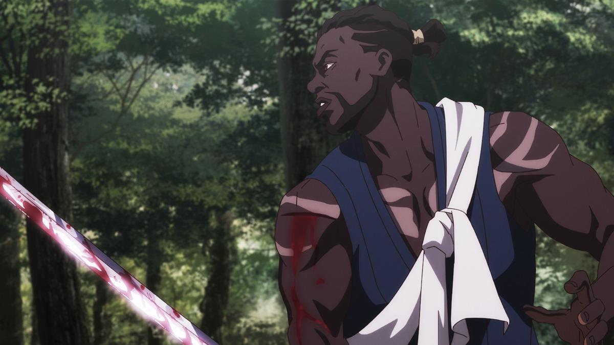 New anime 'Yasuke' follows real black samurai: NPR