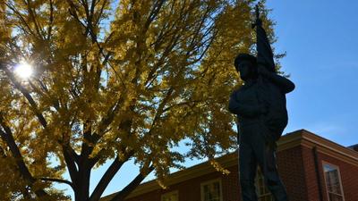 Advocates Sue To Remove Maryland's Last Confederate Statue On Public Grounds