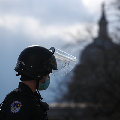'The Worst I've Seen': Capitol Police Face Scrutiny For Lack Of Transparency