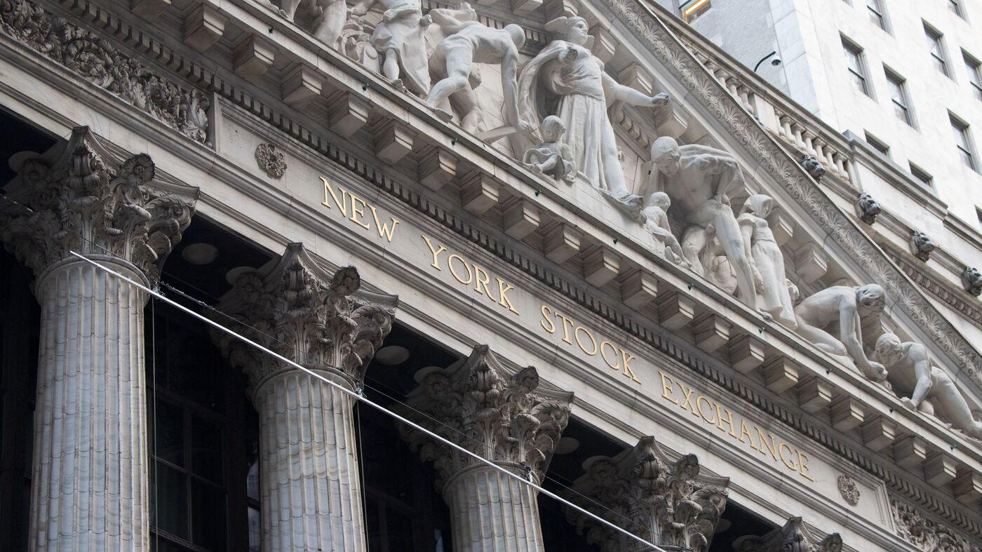New York Stock Exchange Trading Floor On Path To Normalcy - NPR