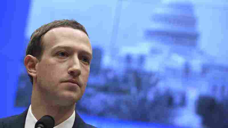 In 1st Big Test, Oversight Board Says Facebook, Not Trump, Is The Problem