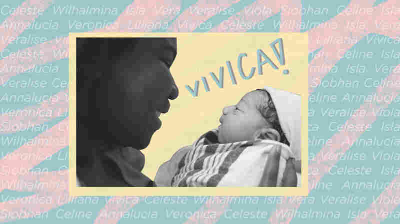 There's A Story Behind Every Baby Name. Here Are Yours