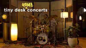Moses Boyd: Tiny Desk (Home) Concert