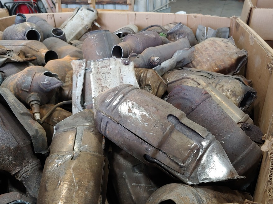 State Farm Warns Of Catalytic Converter Thefts