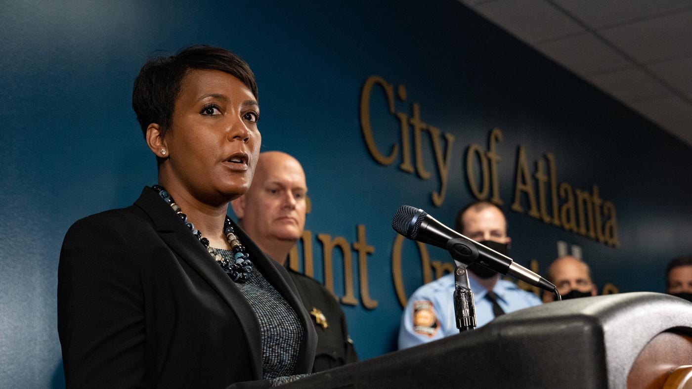 Atlanta Mayor Won't Run Again