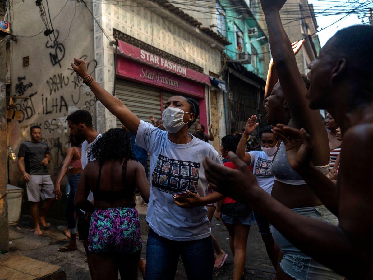 UN calls for investigation as Brazilian police kill at least 24 in drug raid in Rio: NPR