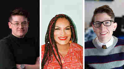 Amid Wave Of Anti-Trans Bills, Trans Reporters Say 'Telling Our Own Stories' Is Vital