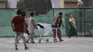 Bombing Near Kabul School Kills At Least 50, Many Of Them Girls