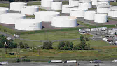 Cybersecurity Attack Shuts Down A Top U.S. Gasoline Pipeline