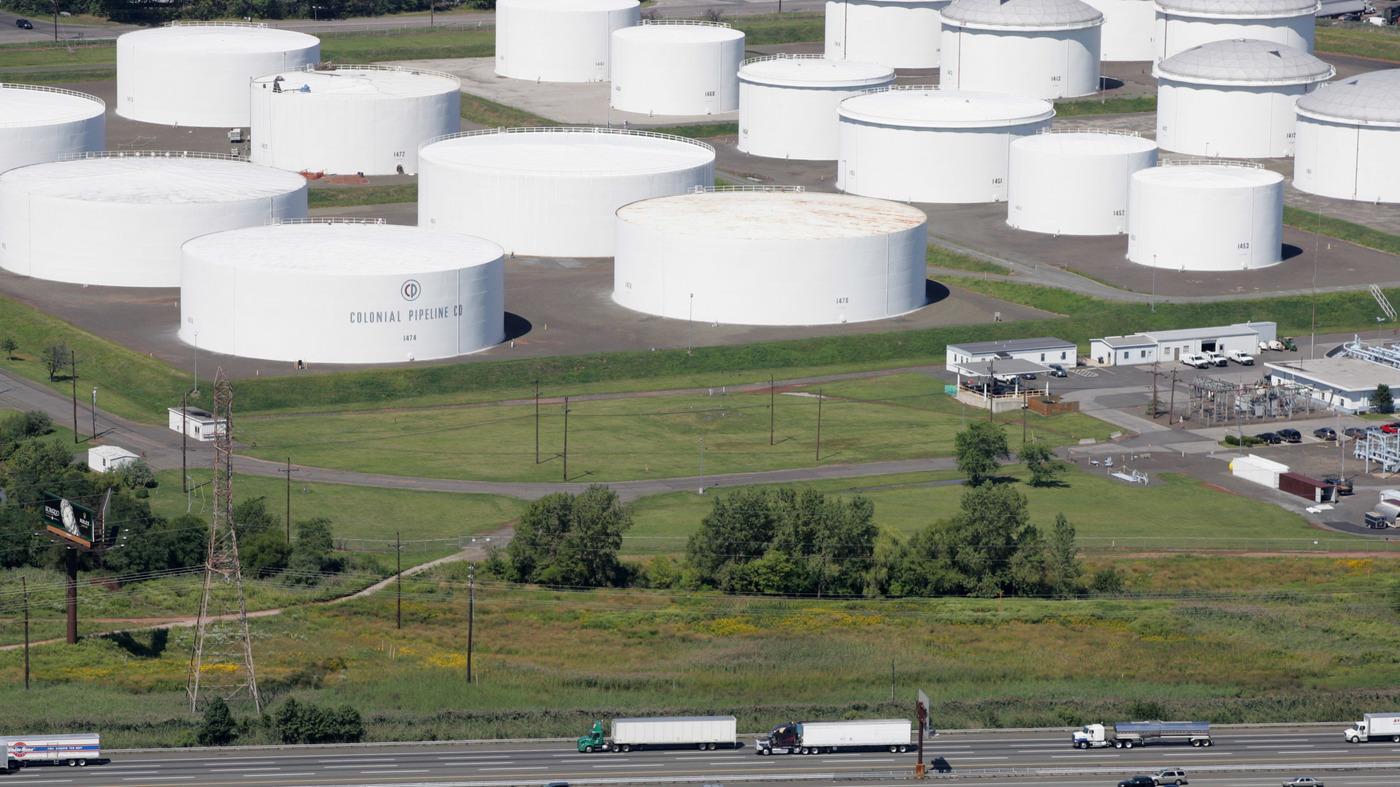 Ransomware Attack Shuts Down A Top U.S. Gasoline Pipeline