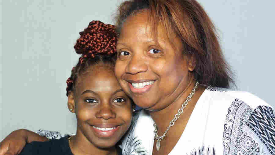 'Searching For A Mom': A Foster Daughter Finds One – And A Voice Of Her Own